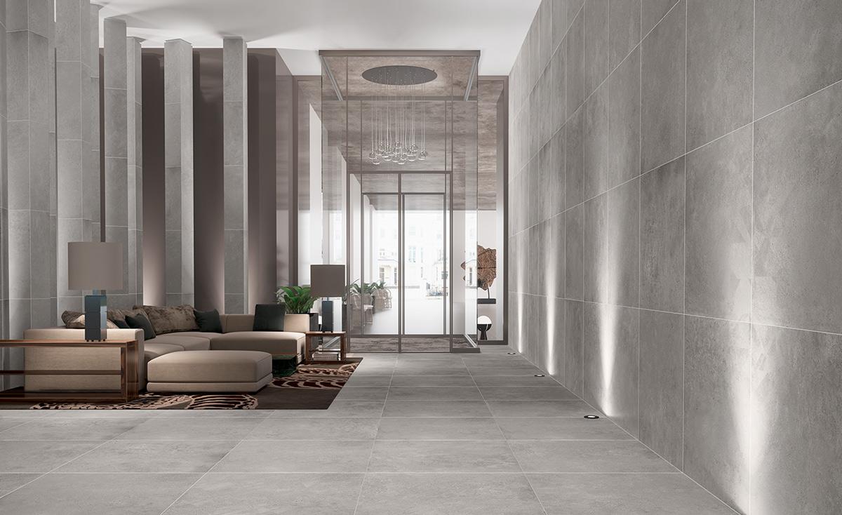 Fußboden In Betonoptik ~ Fliesen in betonoptik knapp fliesen